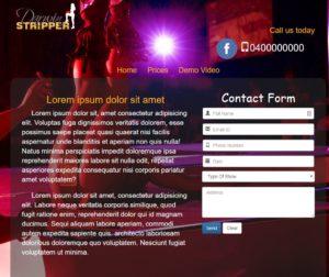 adult private label website